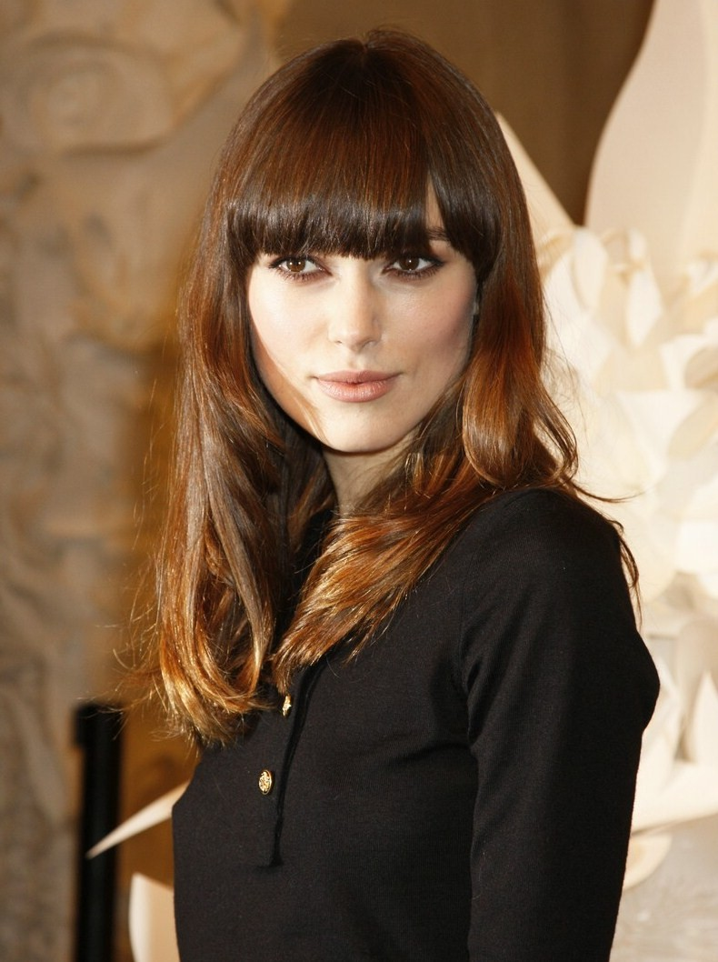 keira knightley at chanel haute couture spring summer 2009 show spoiled pretty. Black Bedroom Furniture Sets. Home Design Ideas