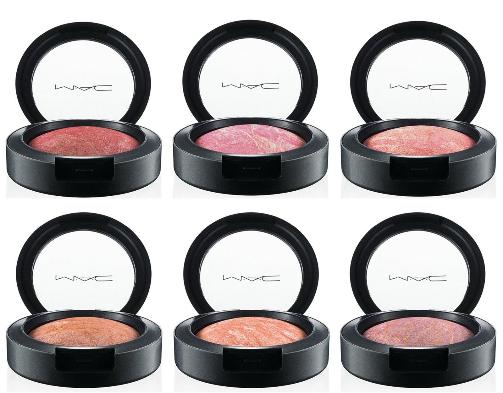 Mac mineralize blush 12g 10 styles