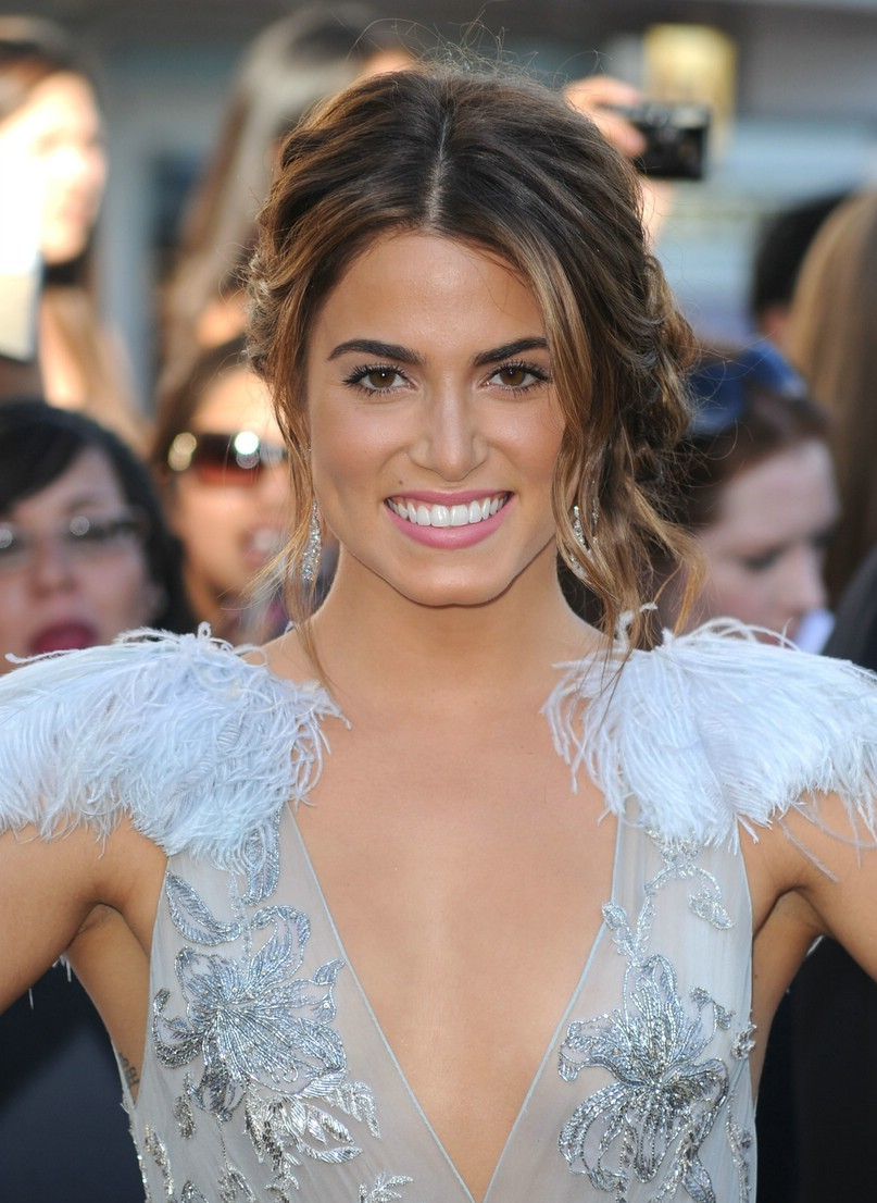 Get The Look Nikki Reed At Eclipse Premiere Spoiled Pretty